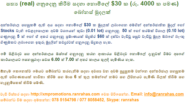 Learn forex in sinhala хомич forex